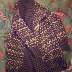 Girls old navy cardigan